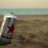pemandangan pantai pasir bir