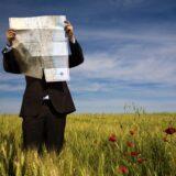 pemandangan padang rumput peta manusia