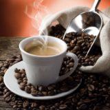 biji makanan kopi