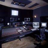 Studio rekaman mixer