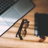MacBook kacamata Buku catatan