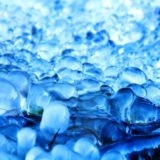 biru air alami