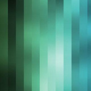 Pola blur hijau biru iPhone4s Wallpaper