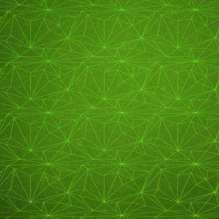 Pola hijau Keren iPhone4s Wallpaper