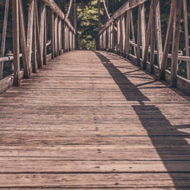 Suspension Jembatan alam tea iPhone6s / iPhone6 Wallpaper