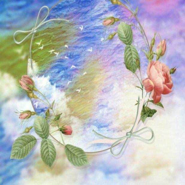 Bunga Matahari iPhone6s Plus / iPhone6 Plus Wallpaper