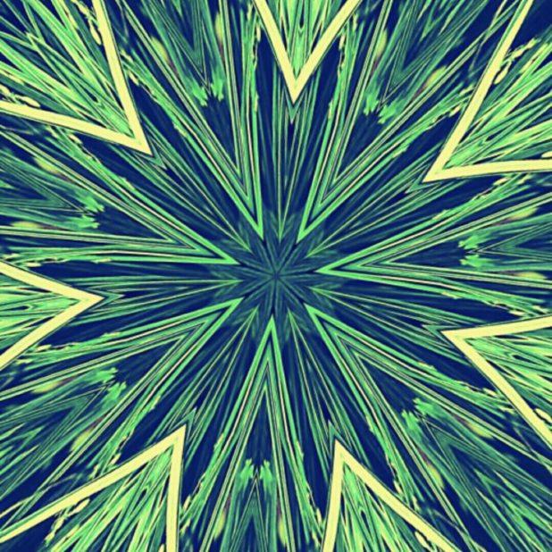 Bintang radial iPhone7 Plus Wallpaper