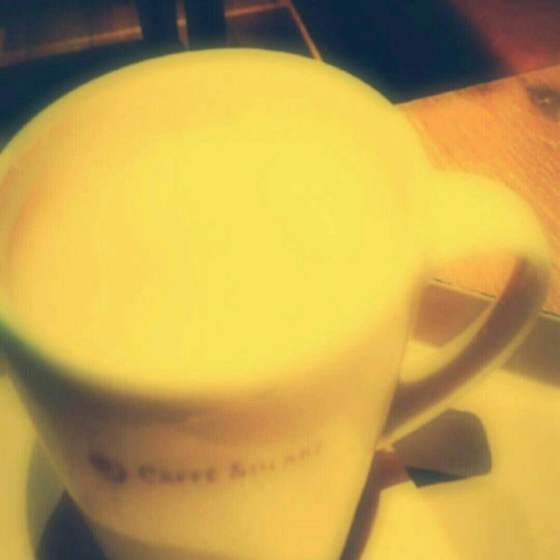 Kafe Cappuccino iPhone7 Plus Wallpaper