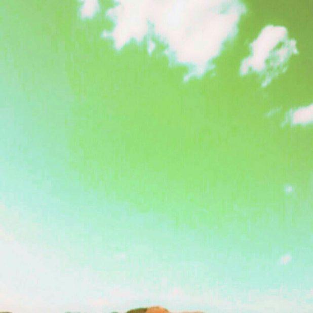 Danau Angsa iPhone7 Plus Wallpaper