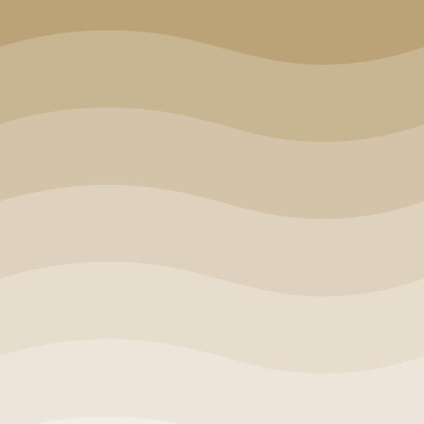 pola gradasi gelombang Coklat iPhone7 Plus Wallpaper