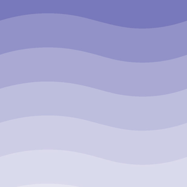 pola gradasi gelombang biru ungu iPhone7 Plus Wallpaper