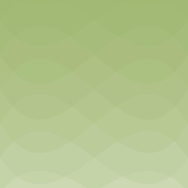 pola gradasi gelombang Kuning hijau iPhone7 Plus Wallpaper