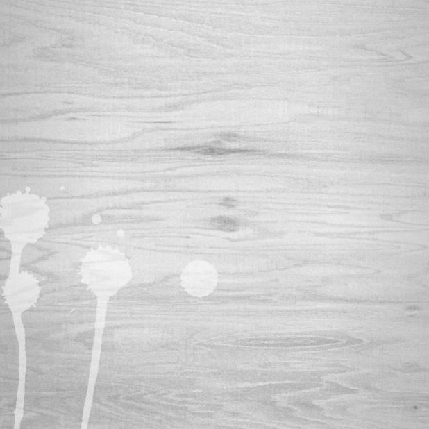 Biji-bijian kayu gradasi titisan air mata Kelabu iPhone7 Plus Wallpaper