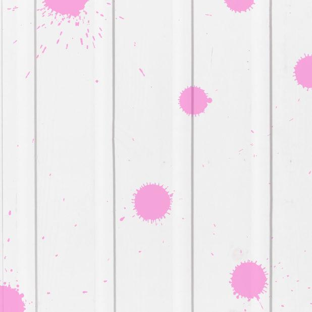 butir titisan air mata kayu Putih merah iPhone7 Plus Wallpaper