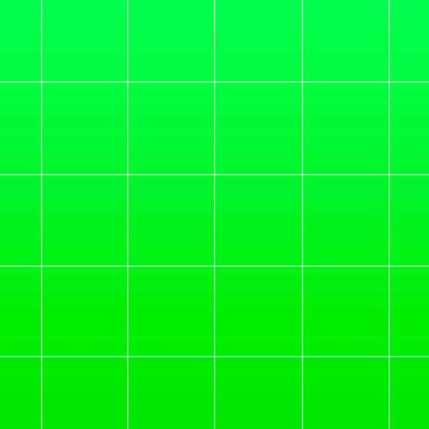Hijau gradien rak perbatasan iPhone7 Plus Wallpaper