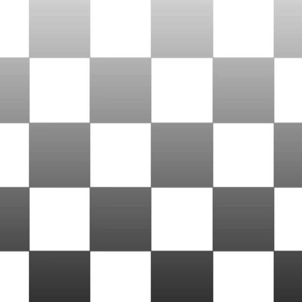 Hitam-putih rak kotak gradien iPhone7 Plus Wallpaper