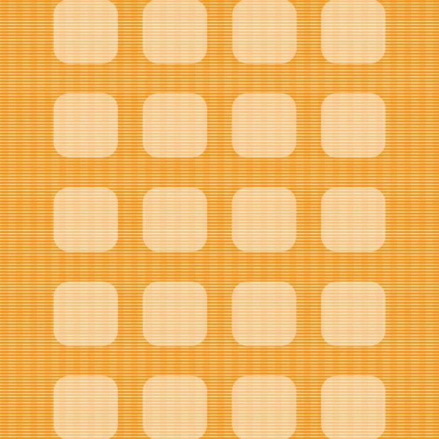 Pola oranye rak kuning iPhone7 Plus Wallpaper