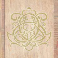 gandum Brown kuning hijau iPhone8 Wallpaper