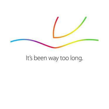 Acara apel putih berwarna-warni iPhone8 Wallpaper