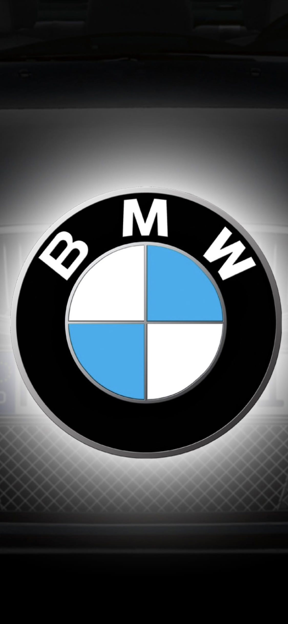 Logo Bmw Wallpaper Sc Iphonexs