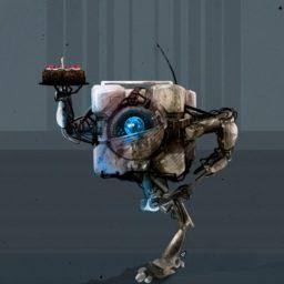 キャラロボットの iPad / Air / mini / Pro 壁紙
