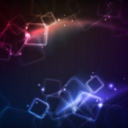 模様クール赤青の iPad / Air / mini / Pro 壁紙