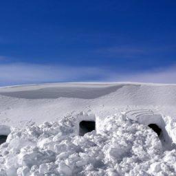 風景雪の iPad / Air / mini / Pro 壁紙