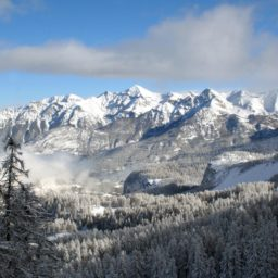 風景雪山の iPad / Air / mini / Pro 壁紙