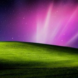 風景草原の iPad / Air / mini / Pro 壁紙