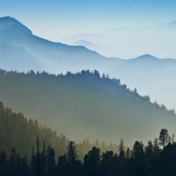 風景山の iPad / Air / mini / Pro 壁紙