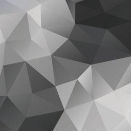 模様黒灰の iPad / Air / mini / Pro 壁紙