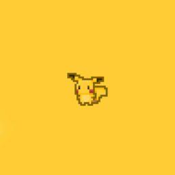 ピカチュウゲーム黄の iPad / Air / mini / Pro 壁紙