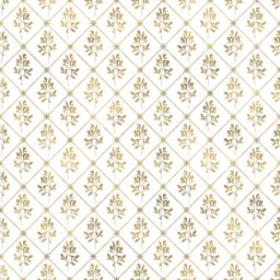 イラスト模様金植物の iPad / Air / mini / Pro 壁紙