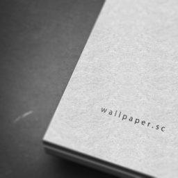 白グレー本の iPad / Air / mini / Pro 壁紙