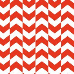模様赤白矢印の iPad / Air / mini / Pro 壁紙
