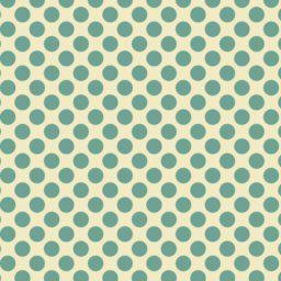 模様水玉緑黄色の iPad / Air / mini / Pro 壁紙