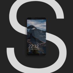 スマートフォン黒クールの iPad / Air / mini / Pro 壁紙