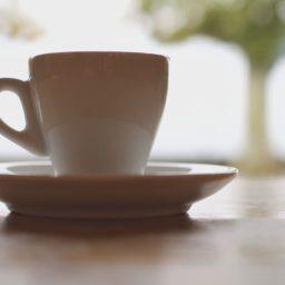 インテリアコーヒーカップの iPad / Air / mini / Pro 壁紙
