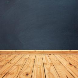 黒壁床板の iPad / Air / mini / Pro 壁紙