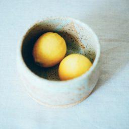 食器レモンの iPad / Air / mini / Pro 壁紙