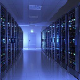 データセンターサーバーの iPad / Air / mini / Pro 壁紙