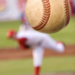 野球ボールの iPad / Air / mini / Pro 壁紙
