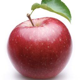 フードリンゴ赤の iPad / Air / mini / Pro 壁紙