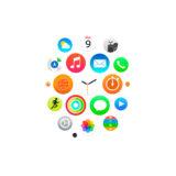 Apple Watch風白