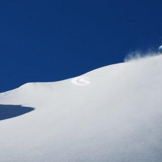 風景雪の iPhone4s 壁紙
