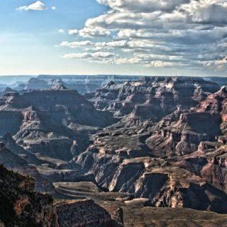 風景岩山の iPhone4s 壁紙