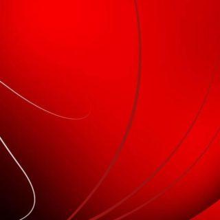 模様赤の iPhone4s 壁紙