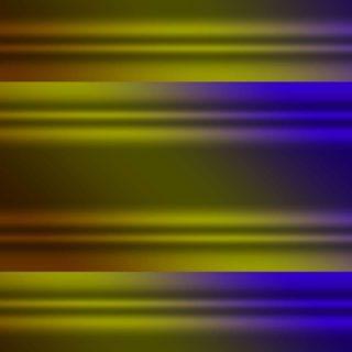 模様黄青の iPhone4s 壁紙