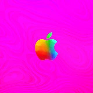 Apple桃の iPhone4s 壁紙