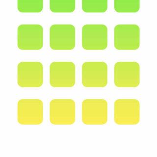 棚緑の iPhone4s 壁紙